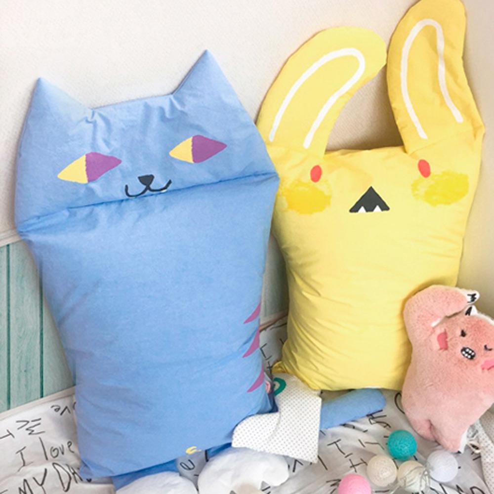 Daby|兔兔大怪獸多功能抱枕