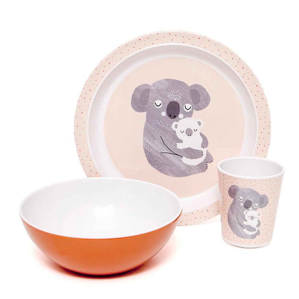 Petit Monkey|療癒無尾熊餐盤