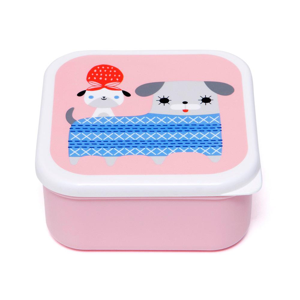 Petit Monkey|零食盒3入組-花生狗狗