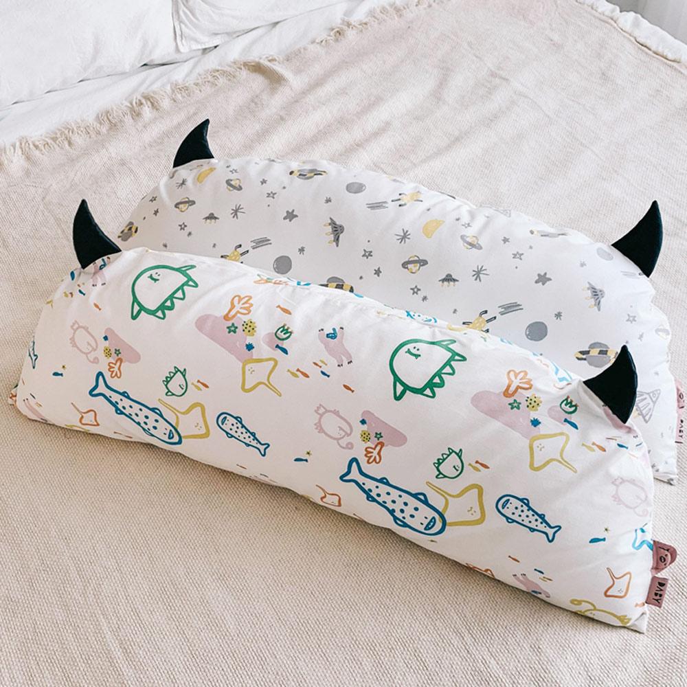 Daby|小怪獸幼兒造型枕-歡樂星球