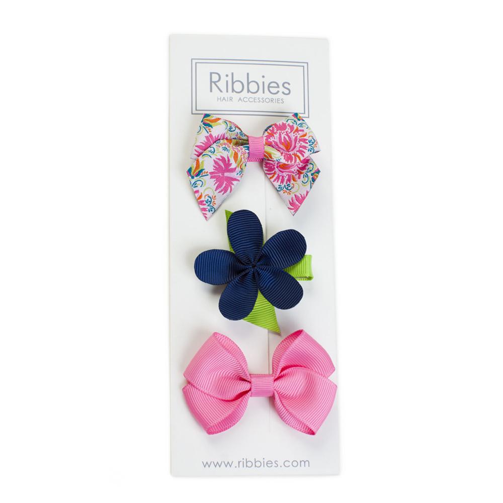 Ribbies|綜合緞帶3入組-Alexandra