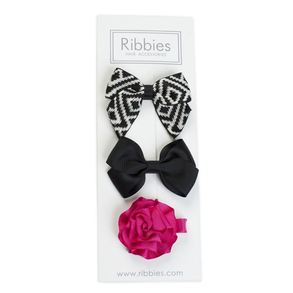 Ribbies|綜合緞帶3入組-Emme