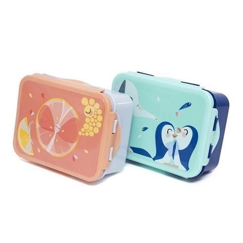 Petit Monkey|野餐盒-大象&企鵝