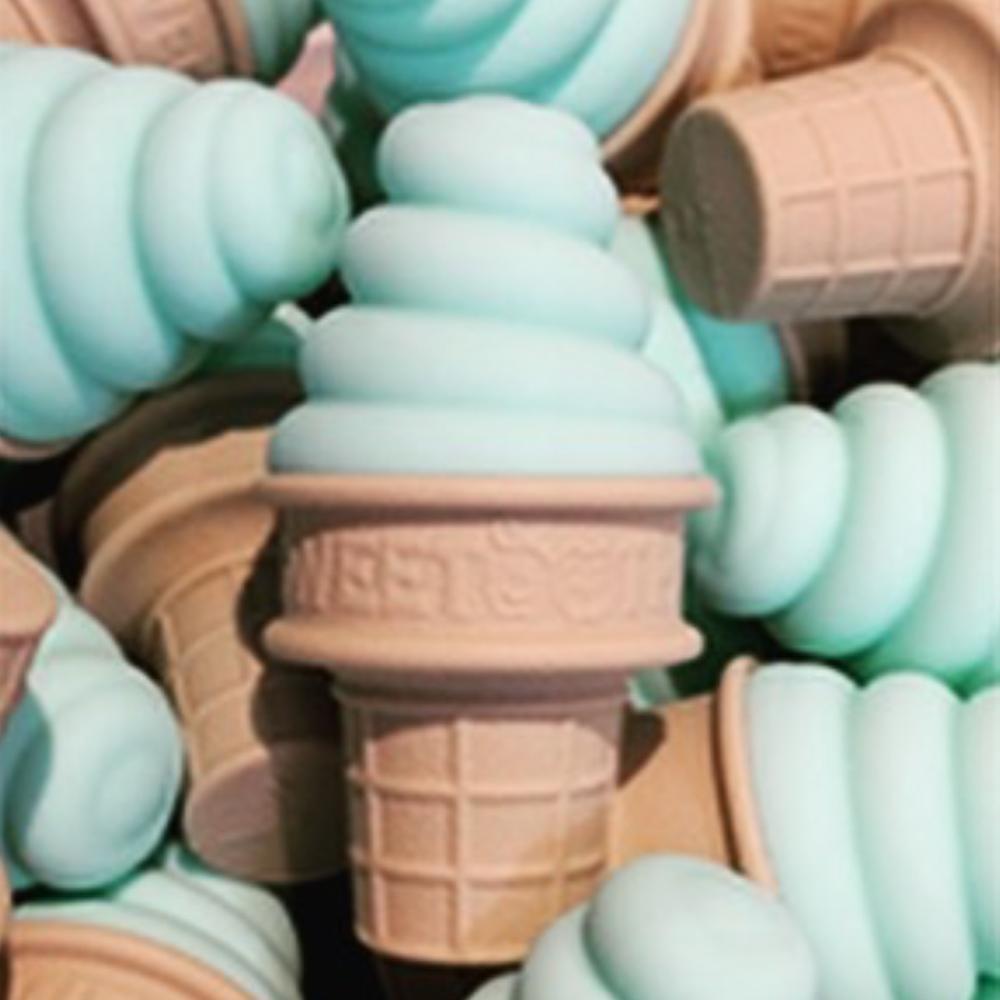 Sweetooth|香草冰淇淋固齒器-薄荷藍【2020新款】