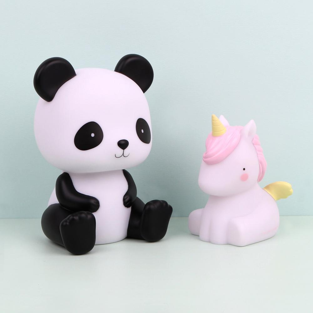 A little lovely company|療癒酷黑熊貓裝飾燈(含變壓器)