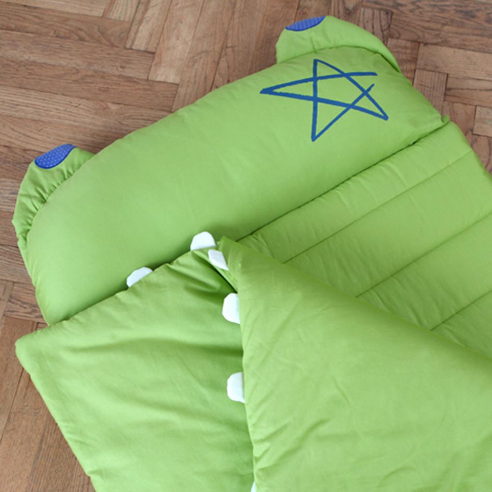 Daby|青蛙大怪獸兒童睡袋-Frogy 【2020年新款】