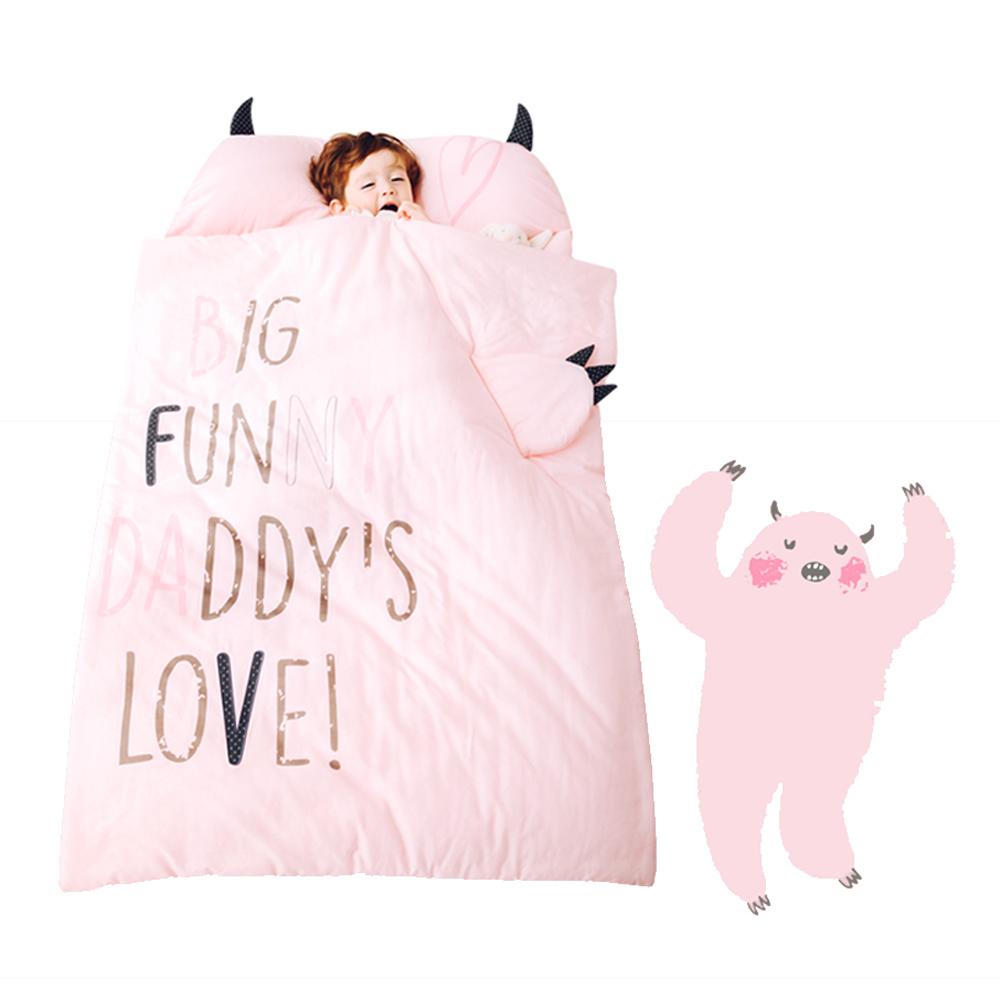 Daby|達比大怪獸兒童睡袋-Daby【2020年新款】