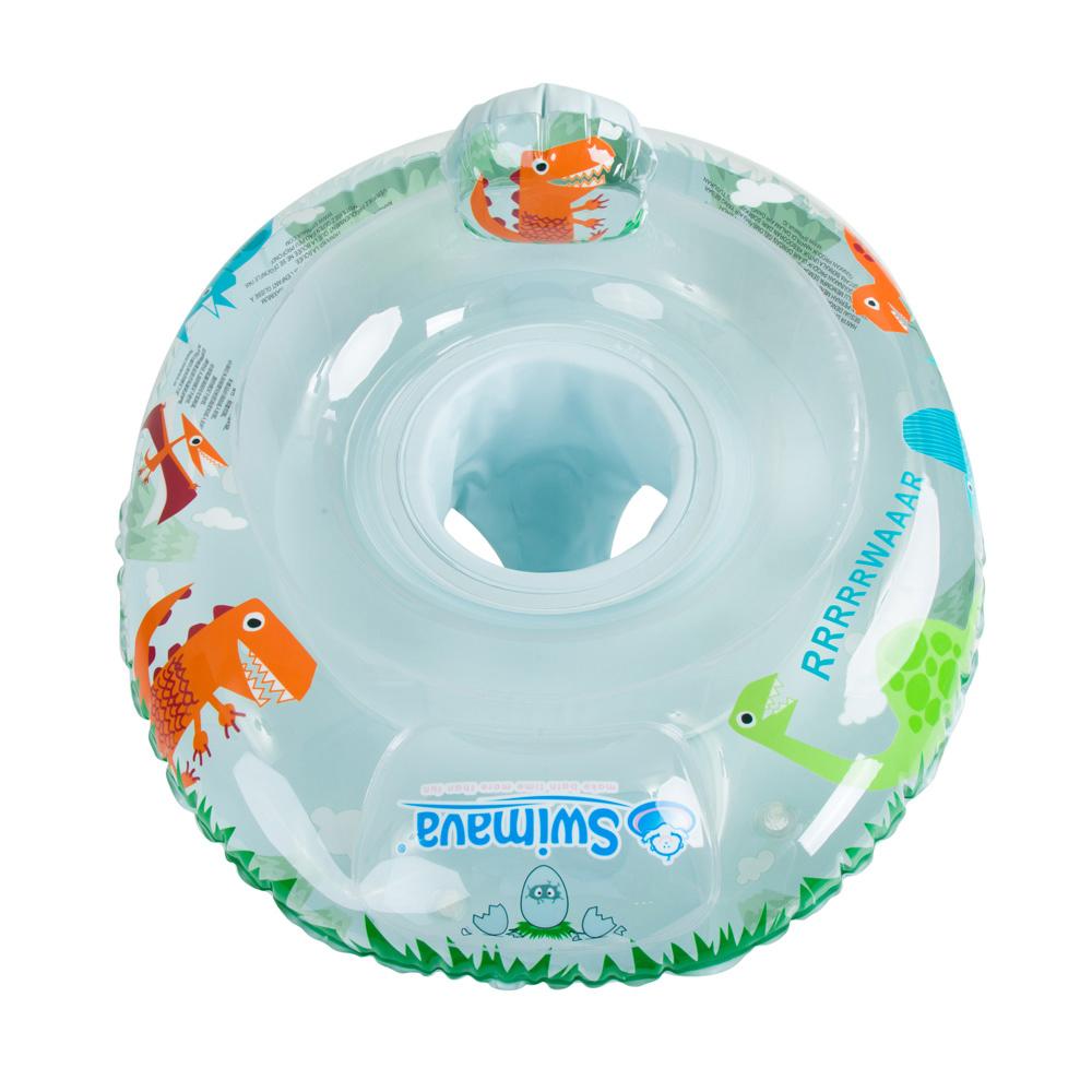 英國Swimava|G3 恐龍嬰幼兒座圈