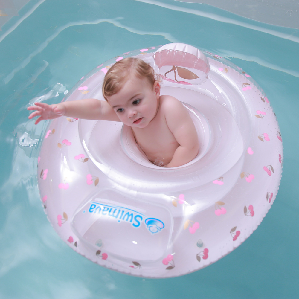 英國Swimava|G3櫻桃嬰幼兒坐圈