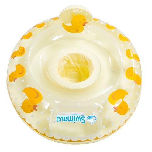 英國Swimava|G3小黃鴨嬰幼兒坐圈