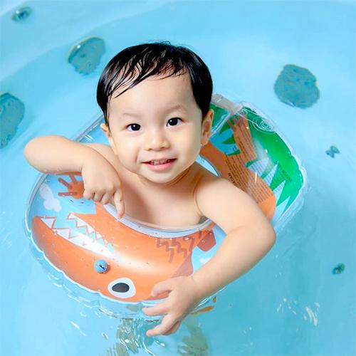 英國Swimava|G2恐龍初階小童游泳圈(小號腋下圈)