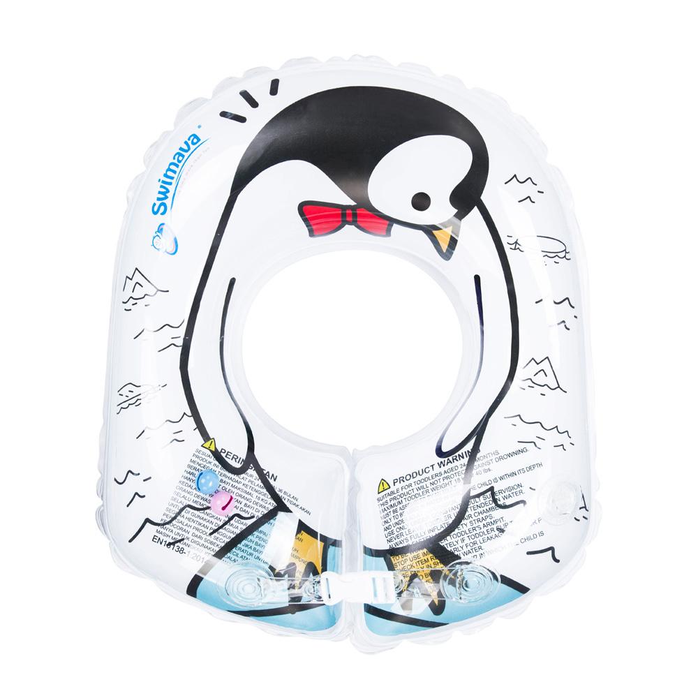 英國Swimava G2企鵝初階小童游泳圈(小號腋下圈)