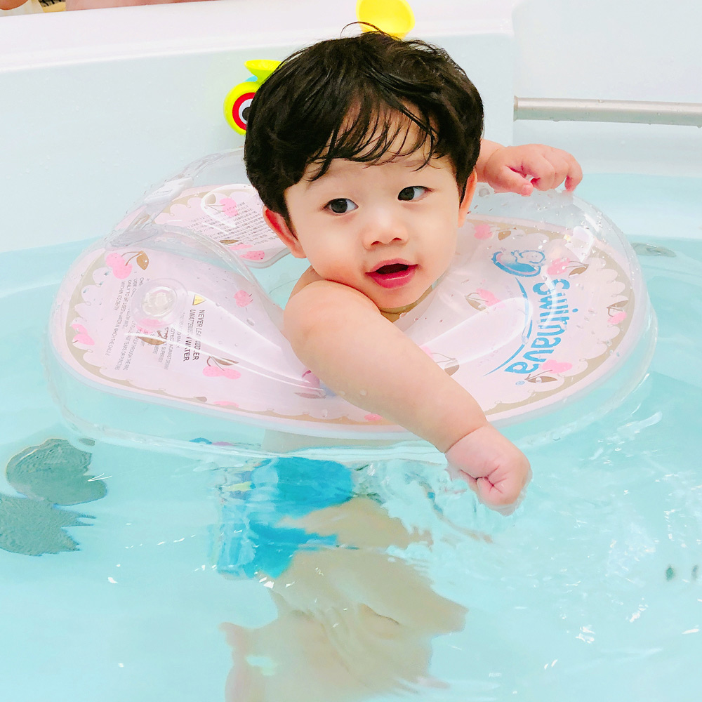 英國Swimava G2櫻桃初階小童游泳圈(小號腋下圈)