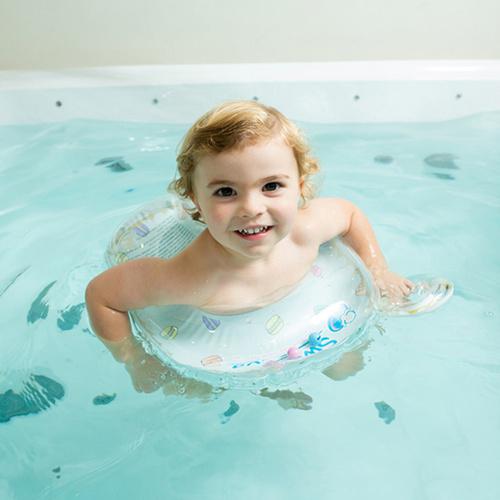 英國Swimava G2馬卡龍初階小童游泳圈(小號腋下圈)