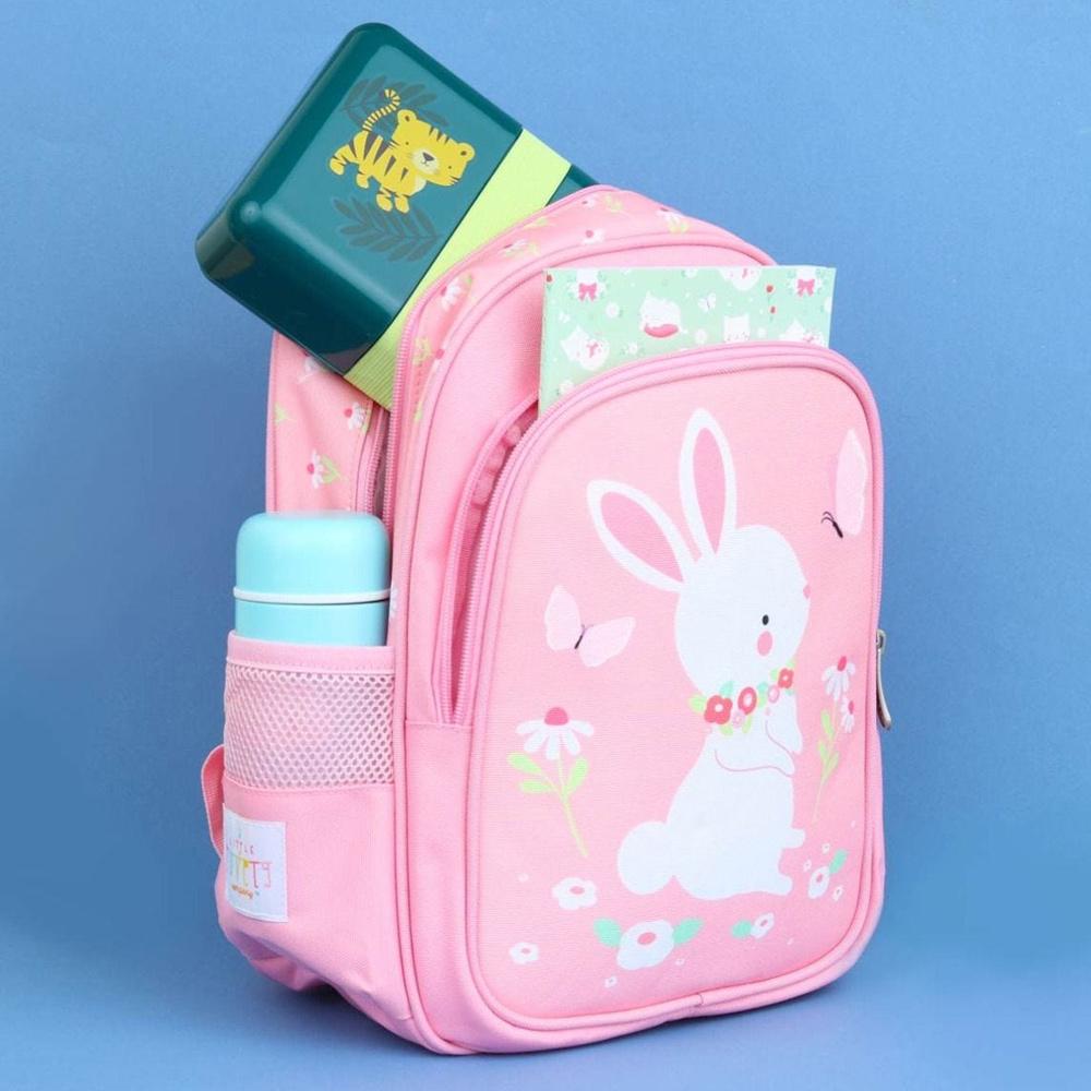 荷蘭A little lovely company|療癒白兔小童背包