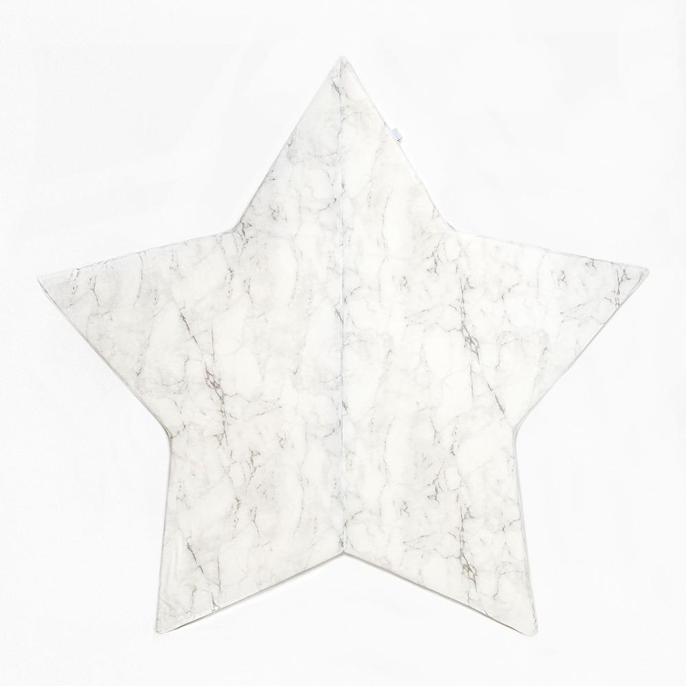 波蘭Misioo|多功能遊戲地墊-大理石星星