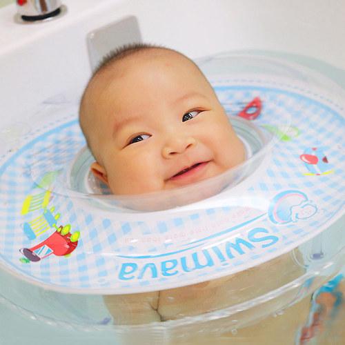英國Swimava G1火車嬰兒游泳脖圈-標準尺寸
