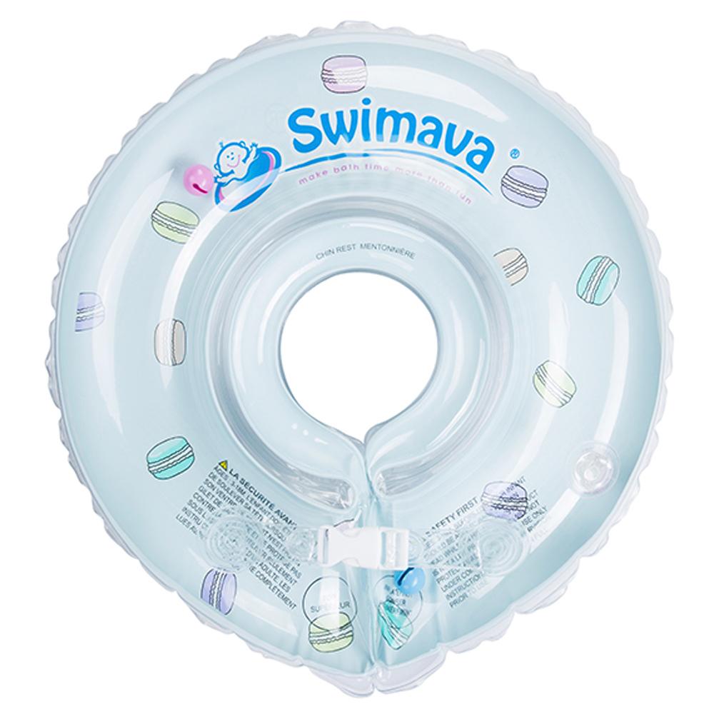 英國Swimava G1馬卡龍嬰兒游泳脖圈-標準尺寸
