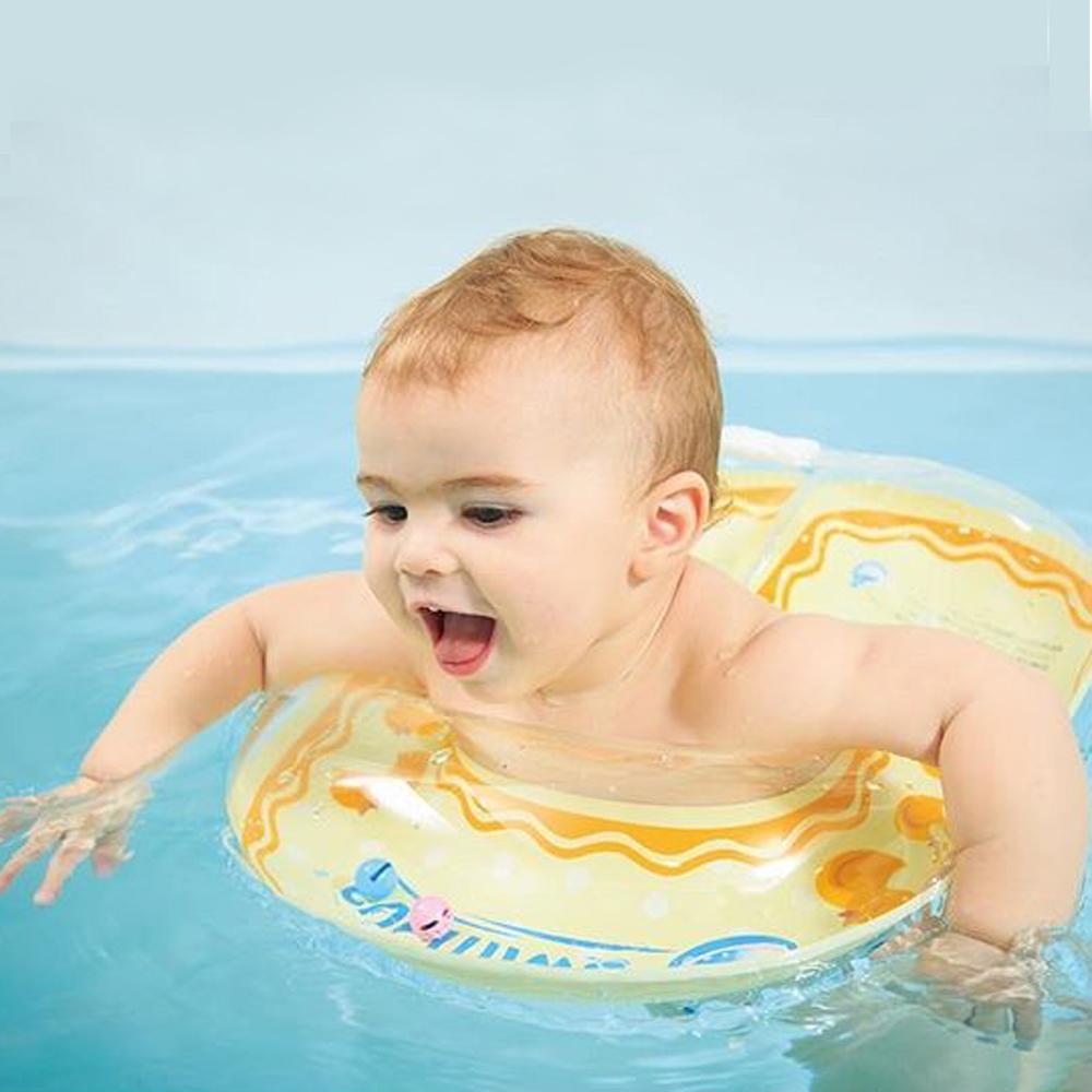 英國Swimava G2小黃鴨初階小童游泳圈(小號腋下圈)