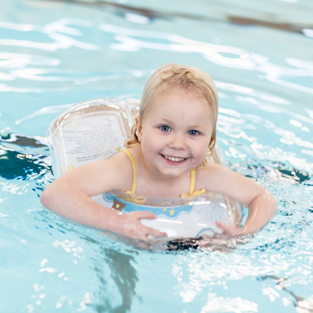 英國Swimava G2小船初階兒童游泳圈(大號腋下圈)