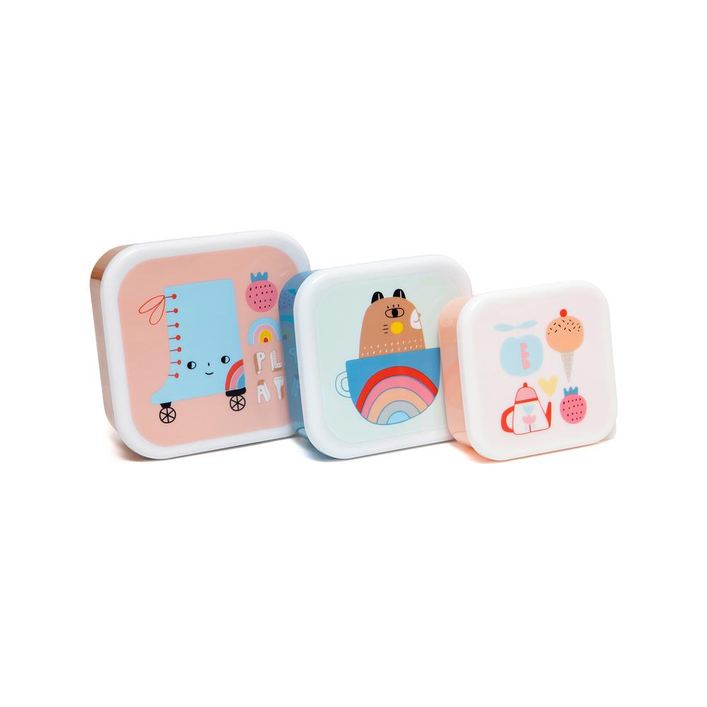 Petit Monkey|零食盒3入組-我的寶貝