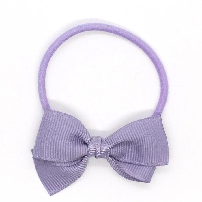 (複製)Ribbies|小蝴蝶結髮束-玫瑰紫