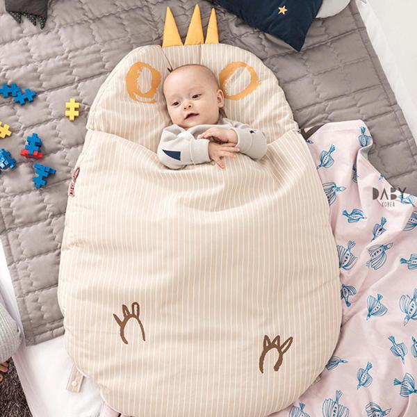 (複製)Daby|星夜小怪獸嬰兒睡袋-Nighty