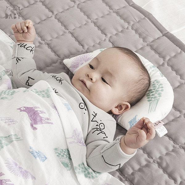 (複製)Daby 四季嬰兒枕頭-粉紅魔幻小鳥