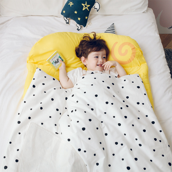 Daby|蛋頭大怪獸兒童睡袋-Eggy【2020年新款】