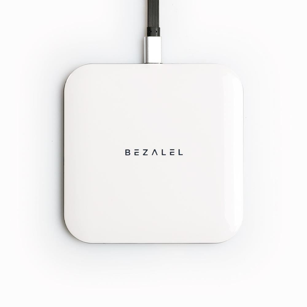BEZALEL|Futura X 無線充電板(白色)