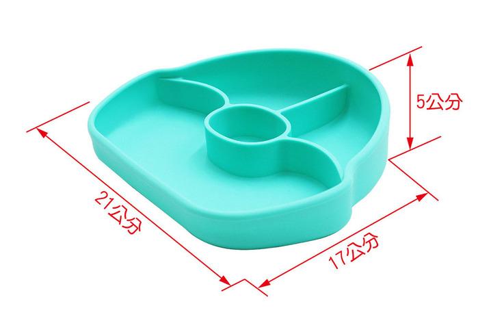 (複製)FARANDOLE|不翻盤(分格)-藍綠色