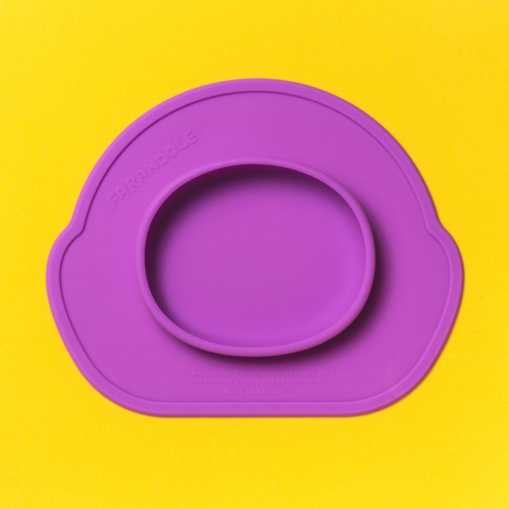 FARANDOLE|不翻盤(紫色)