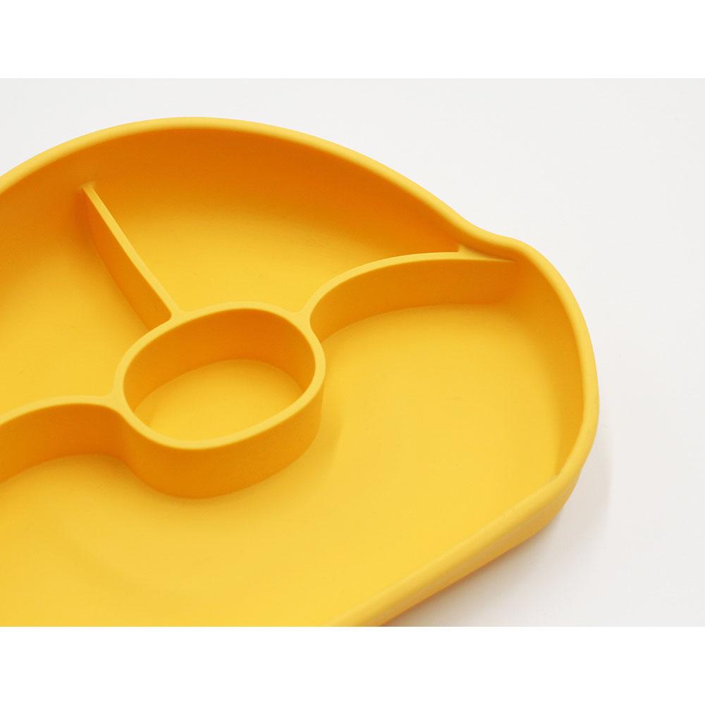 FARANDOLE|不翻盤(分格)-黃色