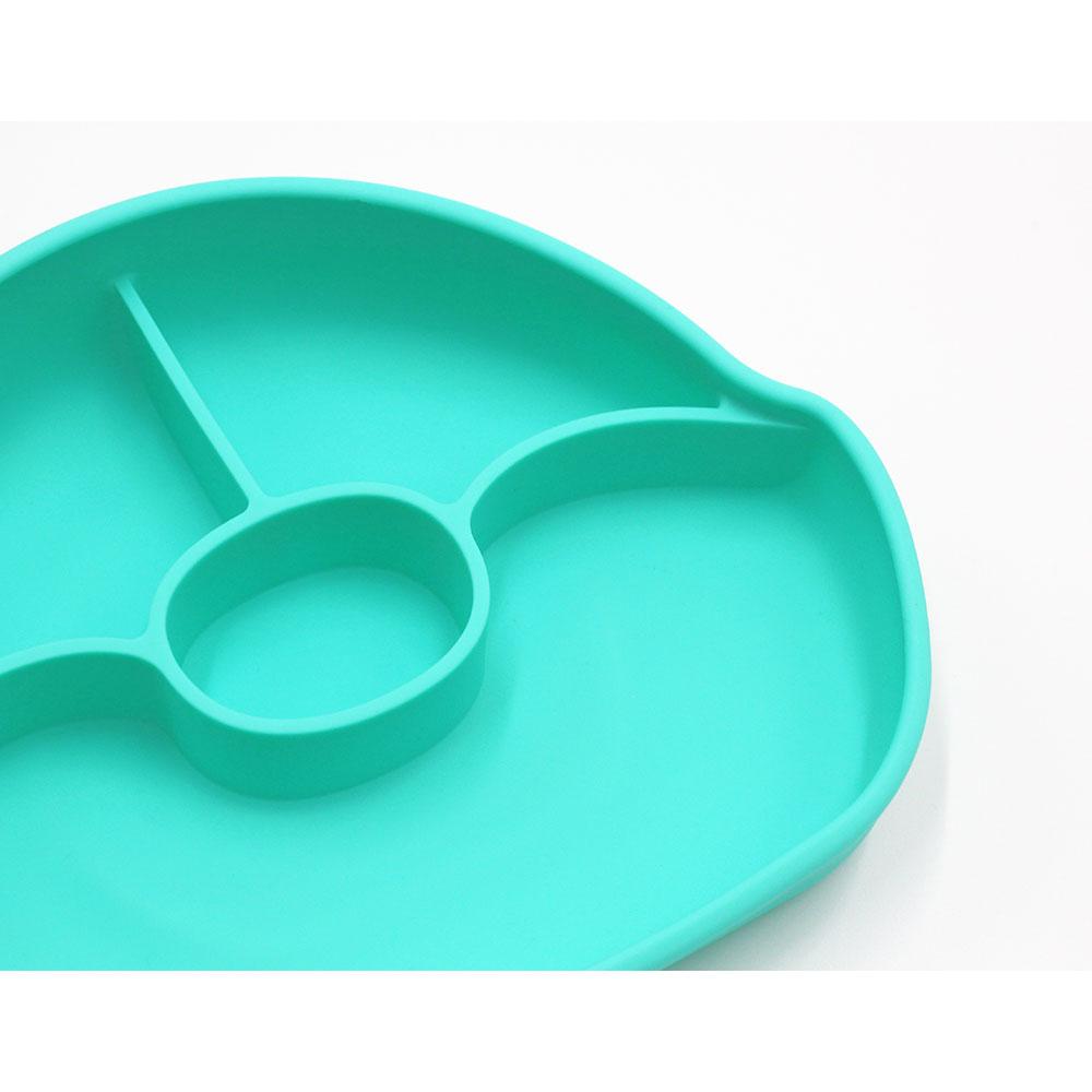 FARANDOLE|不翻盤(分格)-藍綠色