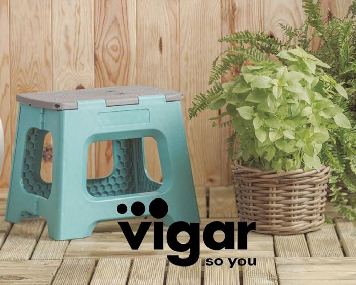 Vigar 23cm 折疊板凳 (S)