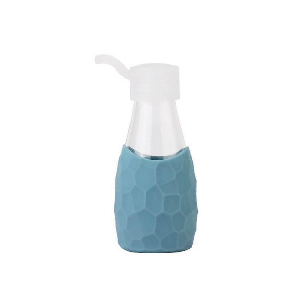 CREADYS|玻璃水瓶250ml 淺藍色
