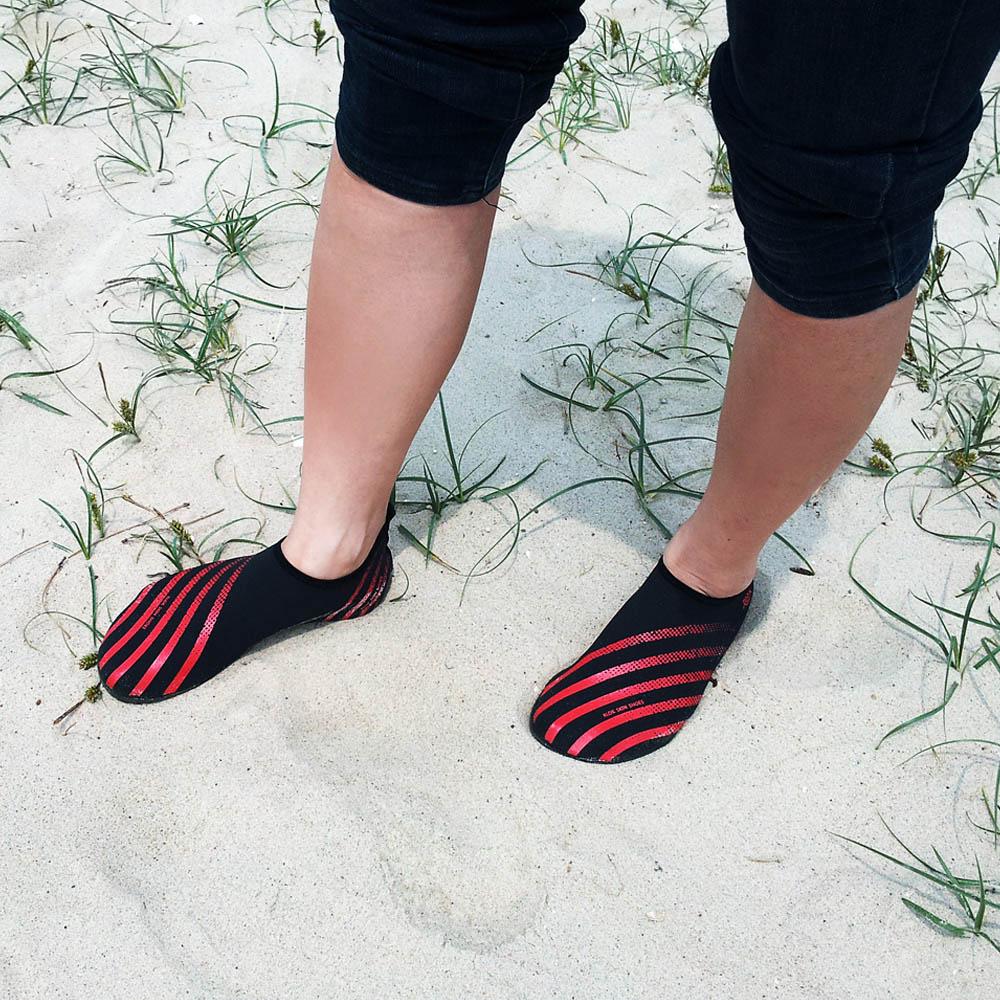 RLOK │SKINSHOES 赤足鞋 萊昂紅