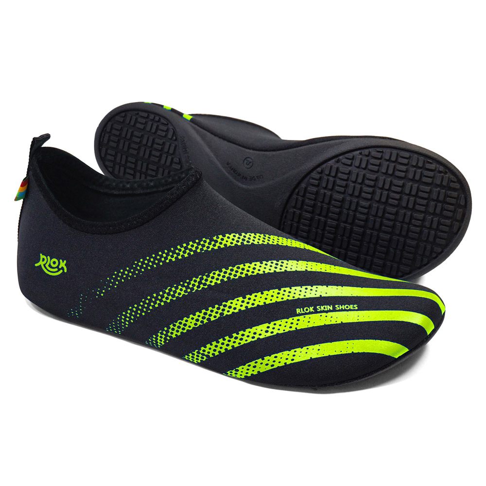RLOK │SKINSHOES 赤足鞋 萊昂綠