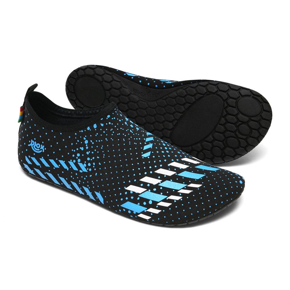 RLOK│SKINSHOES 赤足鞋 薩暹藍