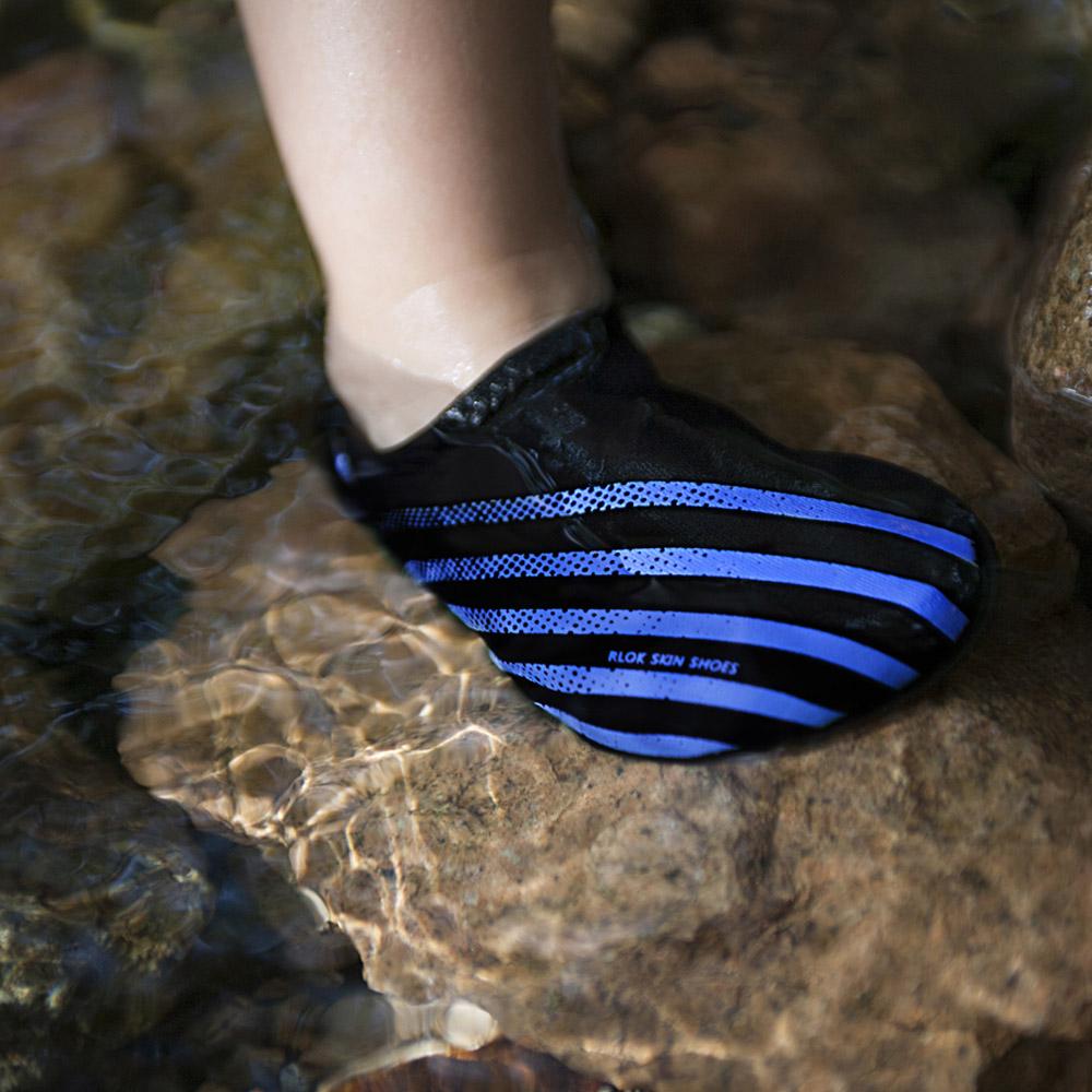 RLOK │SKINSHOES KIDS 兒童赤足鞋 萊昂藍