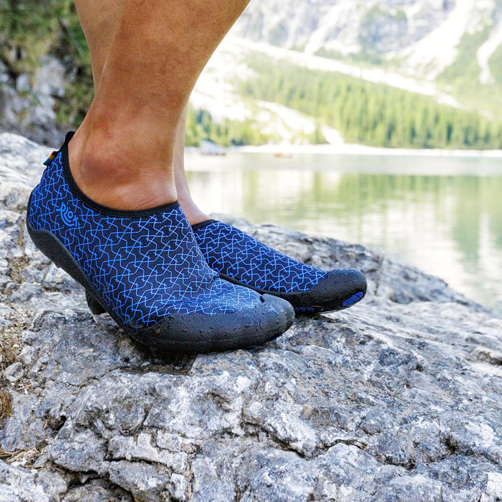 RLOK │SKINSHOES 3.0 厚底赤足鞋 深藍