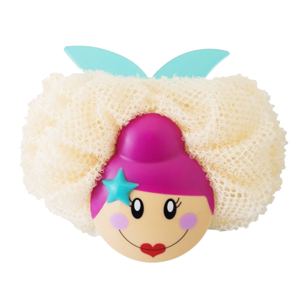 Vigar│娃娃系列 美人魚 沐浴球架組