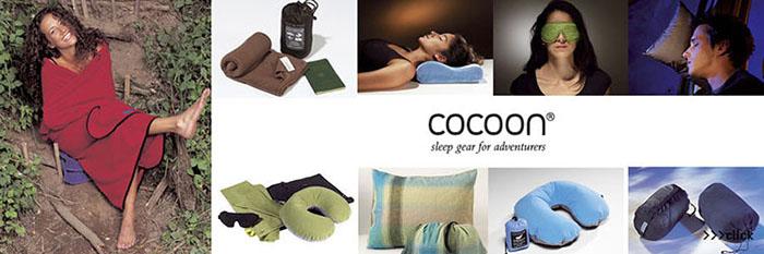 奧地利 COCOON|戶外露營旅遊 防蟲蚊帳-單人-白