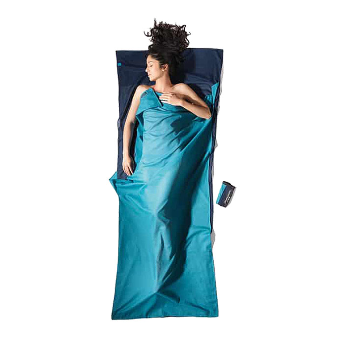 (複製)奧地利 COCOON|輕量快乾 COOLMAX睡袋內袋 / 旅用床單-藍