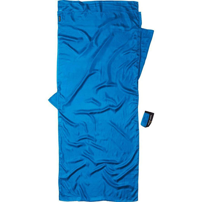 (複製)奧地利 COCOON|輕巧親膚 100%純絲 旅用床單 / 睡袋內袋-泥灰