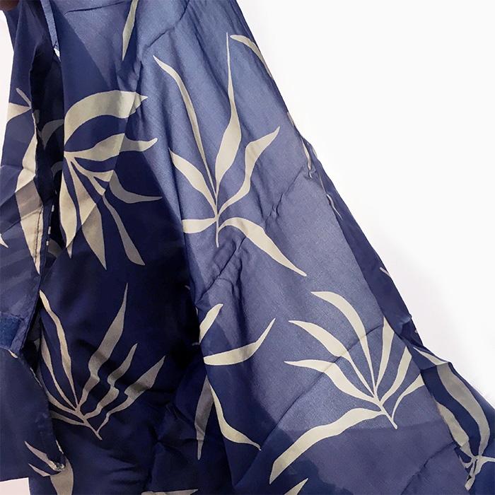 (複製)奧地利 COCOON|輕巧親膚 100%純絲 旅用床單 / 睡袋內袋-灰X矢車菊藍