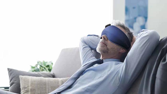 美國Dreamlight |ZEN冥想舒壓助眠智能眼罩 (共三色)