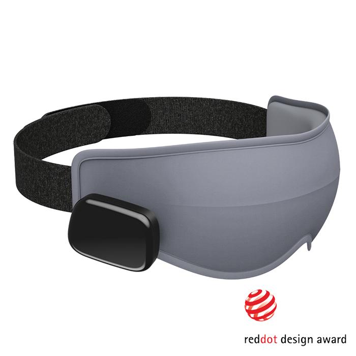 美國Dreamlight |HEAT MINI 無線熱敷全遮光助眠眼罩 (共三色)