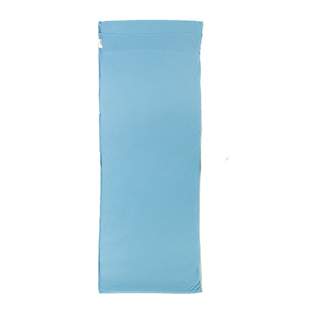 奧地利 COCOON|戶外露營防蚊!! 超輕量快乾COOLMAX防蚊蟲旅用床單-海洋藍