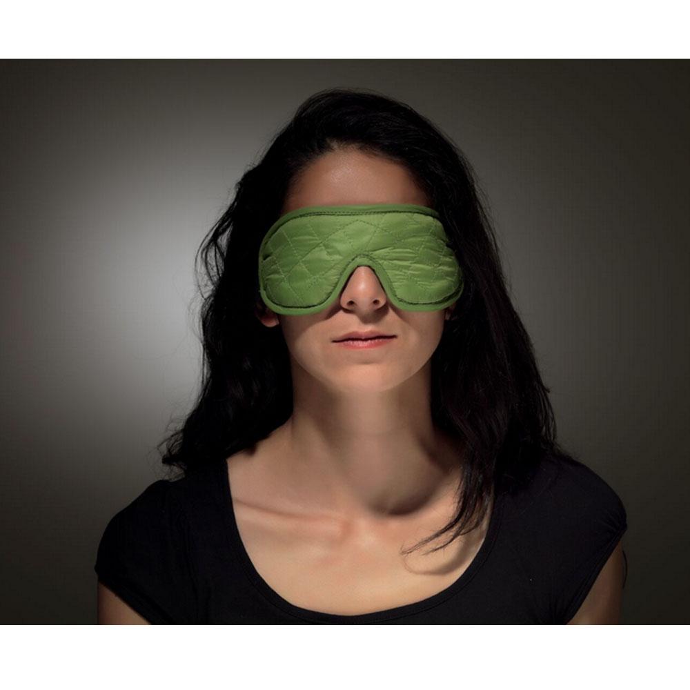 奧地利 COCOON|旅行助眠眼罩(附耳塞) - 舒壓款-粉藍